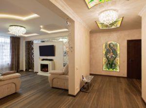 Дизайн квартиры на Московском