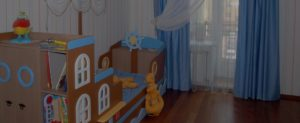 Портфолио детской комнаты